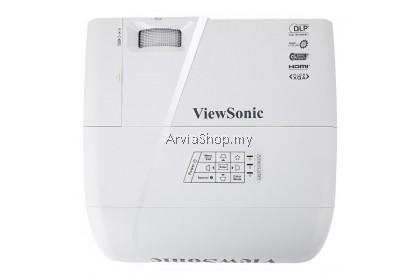 Viewsonic PJD6552LWS DLP Wide Screen Projector 3500 Lumens