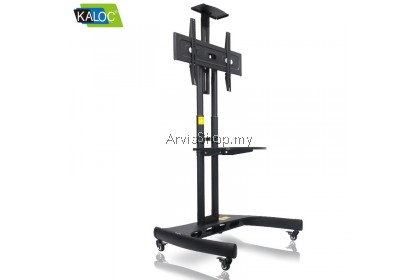Kaloc Adjustable Height Sliding Removable TV Mounts for 32 to 65 inch  - TS150-BLK