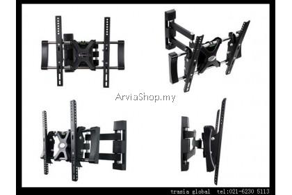 Loctek Full-motion TV Bracket Upto 32 inches - 42 inches -  PSW720S