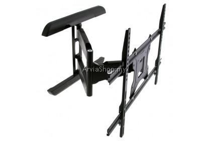 Loctek Full-motion TV Bracket Upto 37~55 inches -  PSW741L
