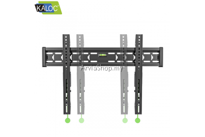 "Kaloc Adjustable LCD TV Wall Mount Tilt Bracket for 40"" to 65"" - E3-T"