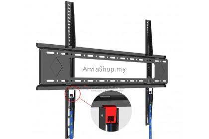 "Kaloc High Quality Wall Mount TV Bracket for 40''-100"" - E85"